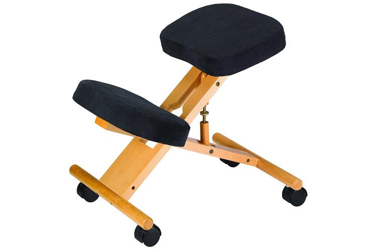 Jobri Accent Wood chaise ergonomique